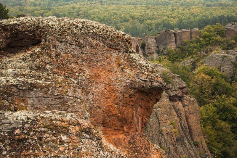 Βράχοι Belogradchik στοκ φωτογραφία με δικαίωμα ελεύθερης χρήσης