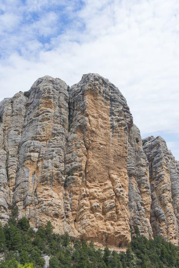 Βράχοι Masmut στοκ εικόνα