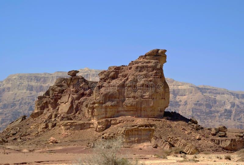 βράχος sphinx στοκ φωτογραφίες