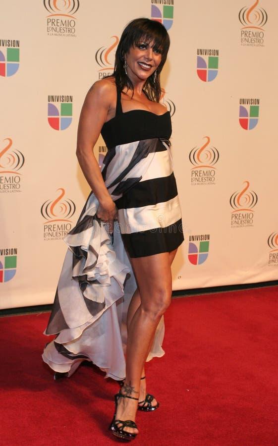Βραβεία Lo Nuestro Premios στοκ φωτογραφία