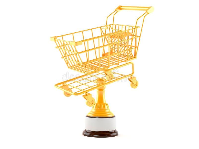 Βραβείο αγορών απεικόνιση αποθεμάτων