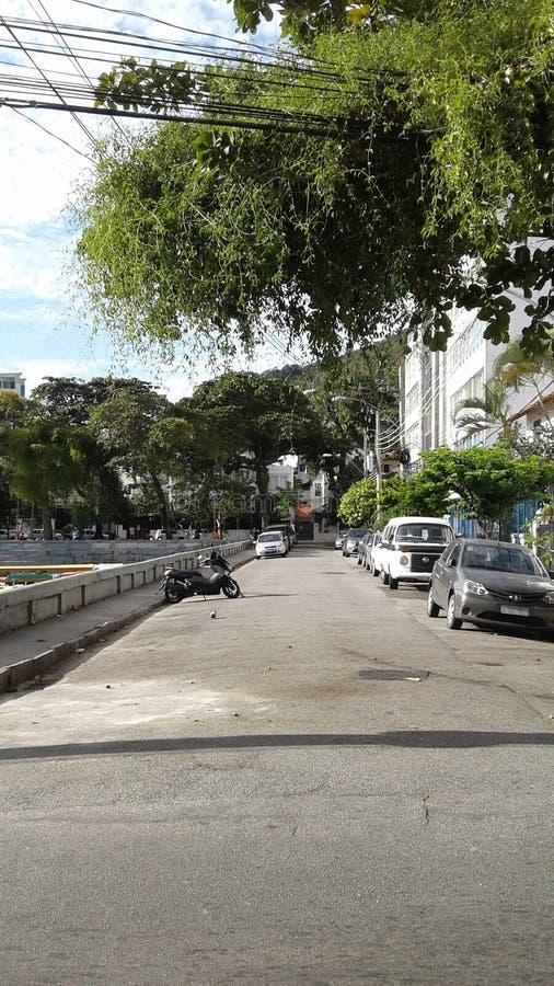 Βραζιλία - Ρίο ντε Τζανέιρο - Urca στοκ εικόνες με δικαίωμα ελεύθερης χρήσης