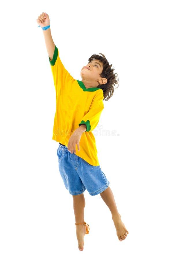 βραζιλιάνες νεολαίες στοκ εικόνες