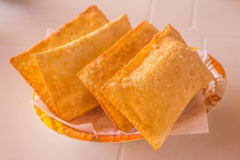 Βραζιλιάνα κρητιδογραφία τυριών στοκ εικόνες με δικαίωμα ελεύθερης χρήσης