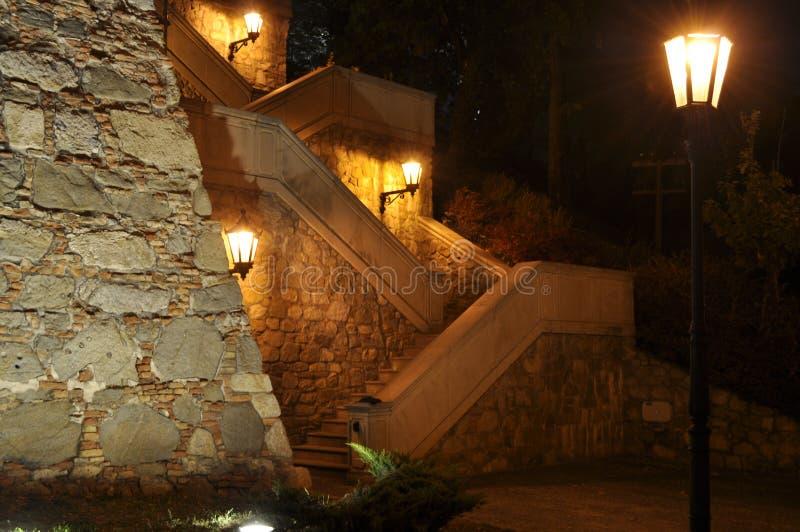 Βρατισλάβα Castle στοκ εικόνα με δικαίωμα ελεύθερης χρήσης