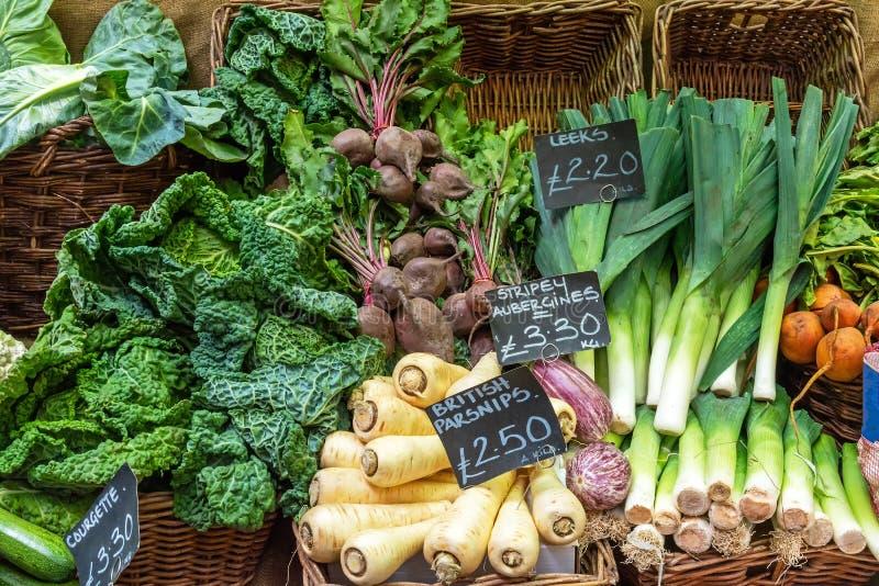 Βρετανικές παστινάκες, πράσο, λάχανο κραμπολάχανου και άλλα λαχανικά στοκ φωτογραφία με δικαίωμα ελεύθερης χρήσης