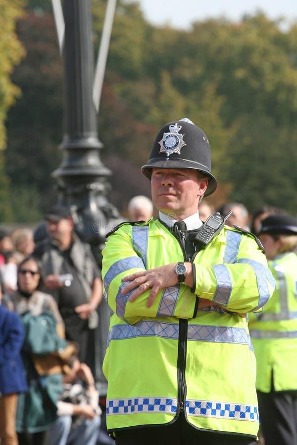 βρετανική αστυνομία ανώτερων υπαλλήλων