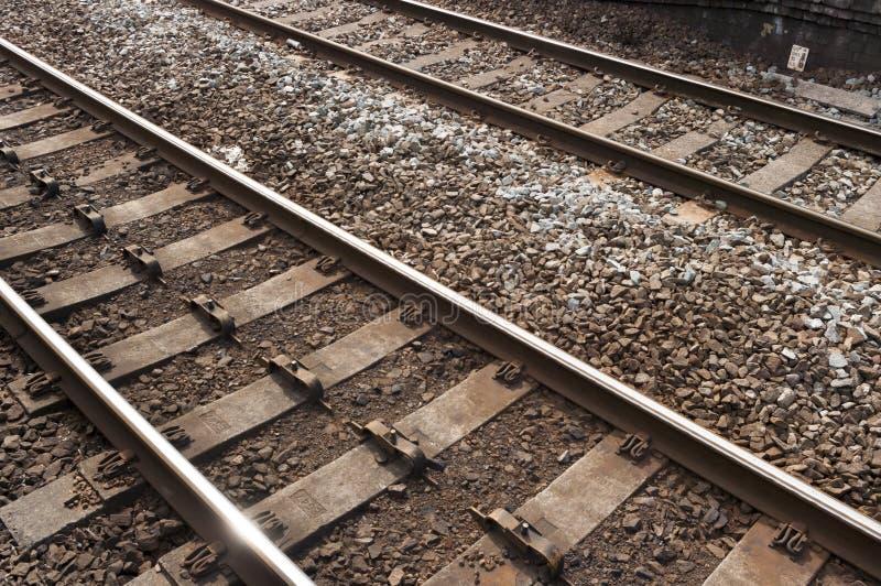 Βρετανικοί σιδηρόδρομος/σιδηρόδρομος στοκ φωτογραφία με δικαίωμα ελεύθερης χρήσης