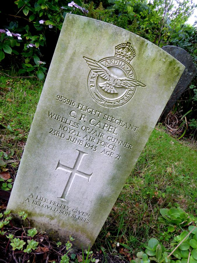 Βρετανικός στρατιωτικός σοβαρός δείκτης πετρών στοκ φωτογραφία με δικαίωμα ελεύθερης χρήσης