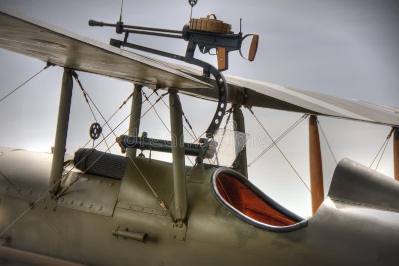 βρετανικό wwi πιλοτηρίων se5a στοκ φωτογραφίες με δικαίωμα ελεύθερης χρήσης