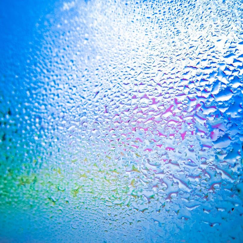 βροχή γυαλιού απελευθ&e στοκ φωτογραφία με δικαίωμα ελεύθερης χρήσης