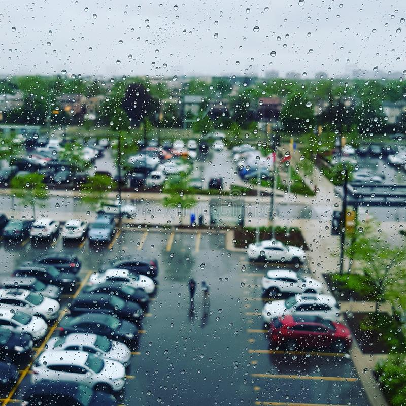 Βροχή ειρήνης στοκ φωτογραφία με δικαίωμα ελεύθερης χρήσης