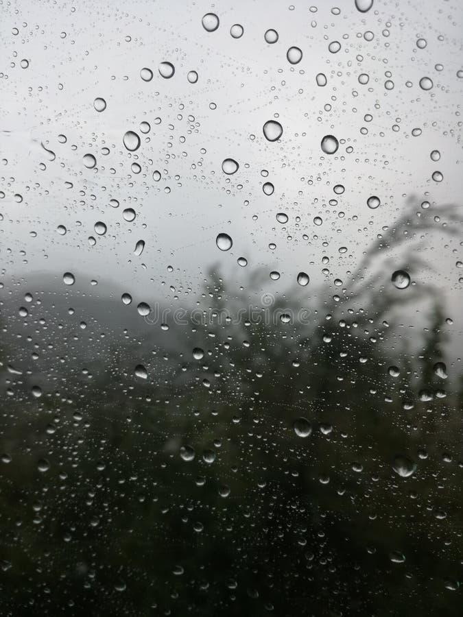 Βροχερές πτώσεις στοκ εικόνες με δικαίωμα ελεύθερης χρήσης