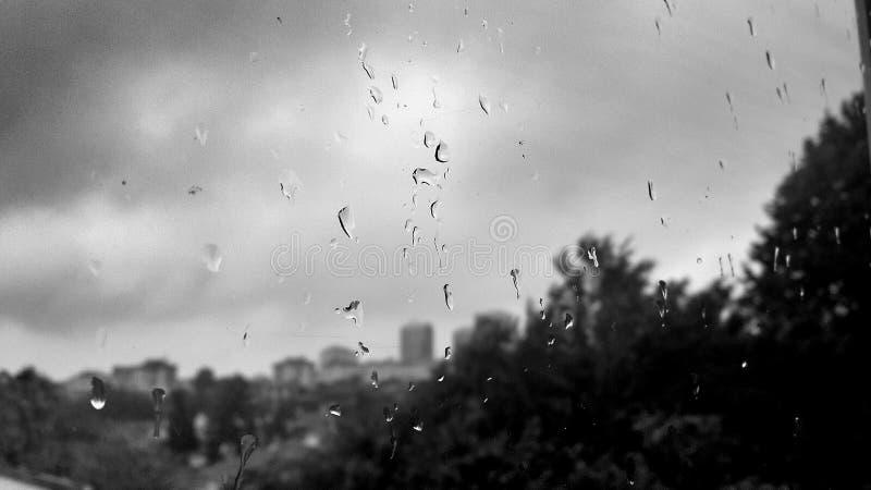 βροχερός στοκ φωτογραφίες με δικαίωμα ελεύθερης χρήσης