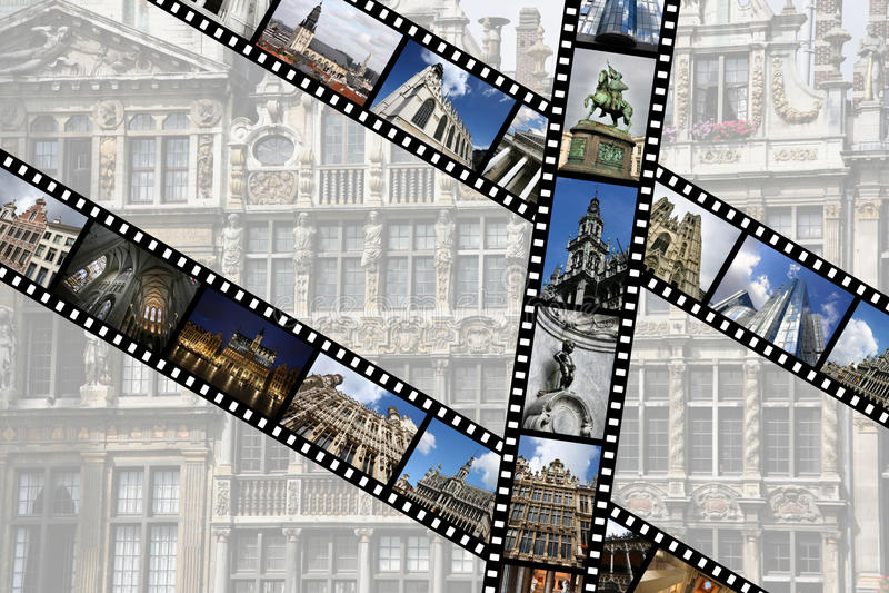 Βρυξέλλες ελεύθερη απεικόνιση δικαιώματος