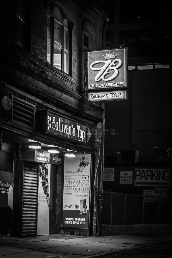 Βρύση Βοστώνη Sullivans στοκ εικόνες