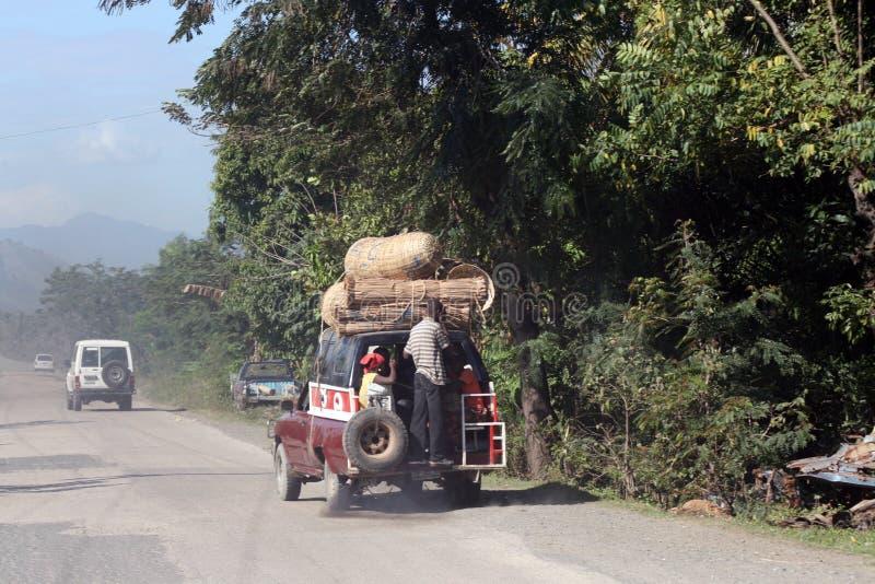 Βρύση βρυσών κοντά στην ΚΑΠ αϊτινά, Αϊτή στοκ φωτογραφία με δικαίωμα ελεύθερης χρήσης