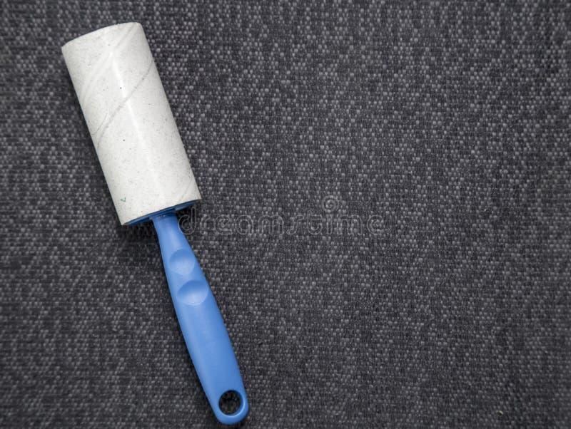 Βρώμικος κύλινδρος για τον καθαρισμό στοκ εικόνες με δικαίωμα ελεύθερης χρήσης