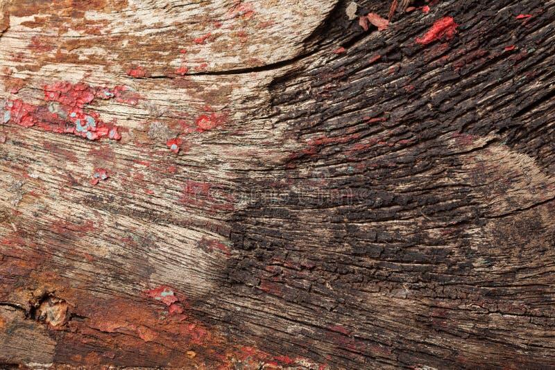 Βρώμικος ραγισμένος ξύλινος πίνακας στοκ εικόνα με δικαίωμα ελεύθερης χρήσης