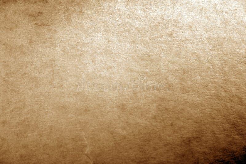 βρώμικο παλαιό έγγραφο στοκ φωτογραφία