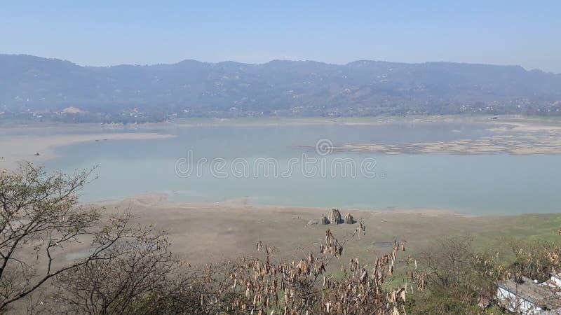 Βυθισμένο Bilaspur στοκ φωτογραφία με δικαίωμα ελεύθερης χρήσης