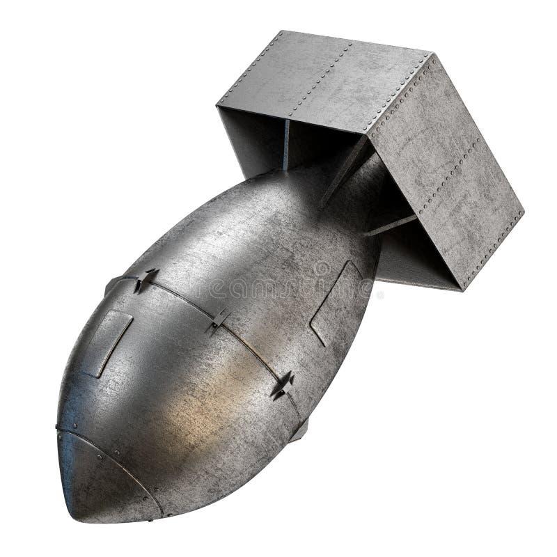 Βόμβα αεροπορίας στοκ εικόνες με δικαίωμα ελεύθερης χρήσης