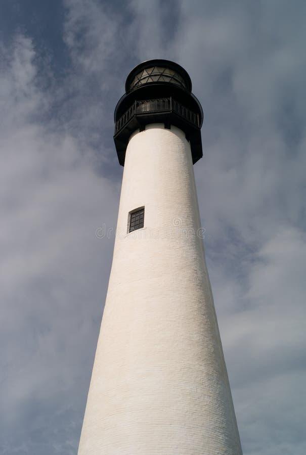 Βόρεια άποψη του φάρου στοκ φωτογραφία με δικαίωμα ελεύθερης χρήσης