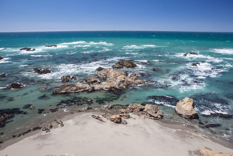 Βόρεια ακτή 1 Καλιφόρνιας στοκ φωτογραφία με δικαίωμα ελεύθερης χρήσης