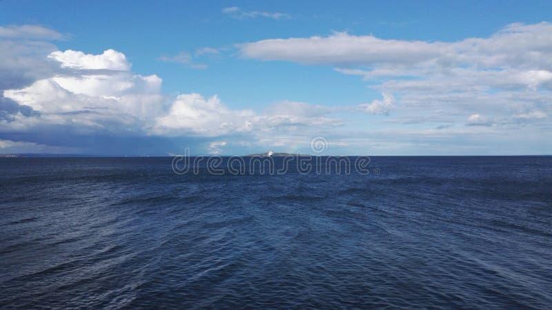 Βόρεια θάλασσα στοκ φωτογραφίες