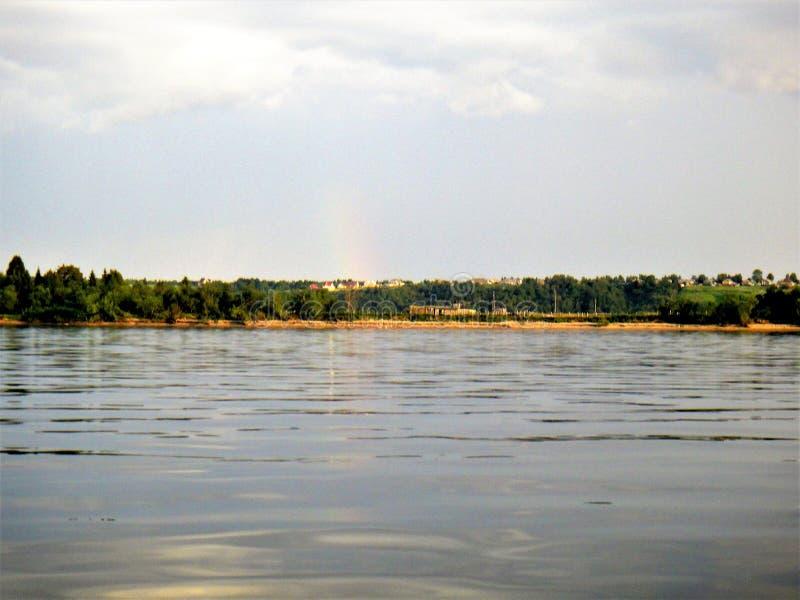 Βόρειο Dvina στοκ εικόνα με δικαίωμα ελεύθερης χρήσης