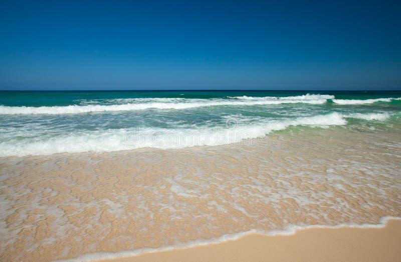 Βόρειο Fuerteventura, playas Grandes στοκ φωτογραφίες με δικαίωμα ελεύθερης χρήσης