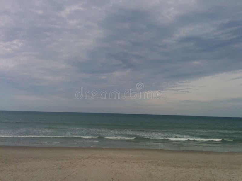 Βλέπω τη θάλασσα στοκ εικόνες