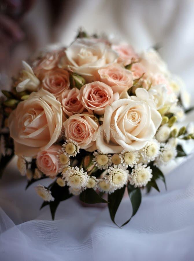 γάμος ανθοδεσμών στοκ φωτογραφία με δικαίωμα ελεύθερης χρήσης