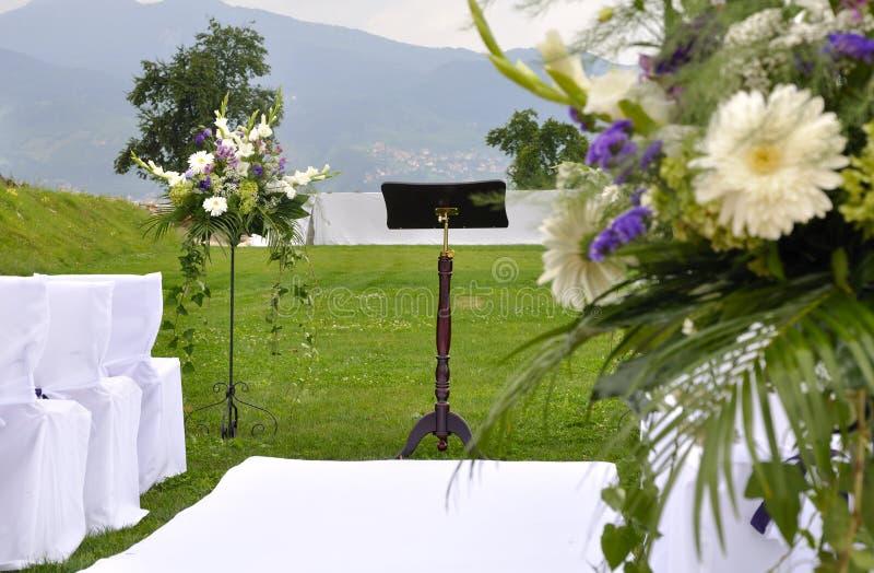 γάμος βωμών στοκ εικόνες