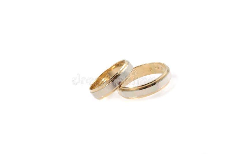 γάμος δαχτυλιδιών στοκ εικόνα
