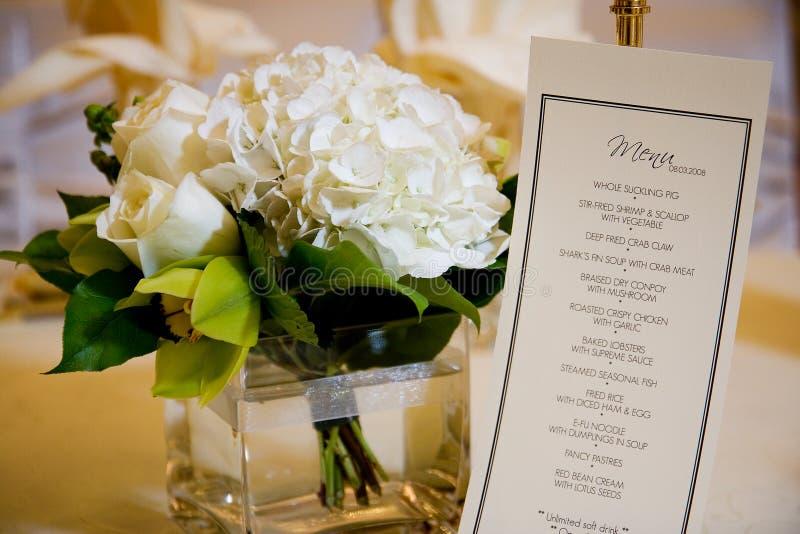 γάμος καταλόγων επιλογής κεντρικών τεμαχίων στοκ φωτογραφία με δικαίωμα ελεύθερης χρήσης