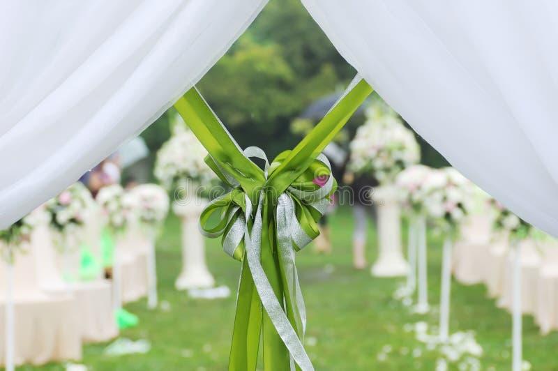 γάμος λήψης επισκόπησης στοκ φωτογραφία με δικαίωμα ελεύθερης χρήσης