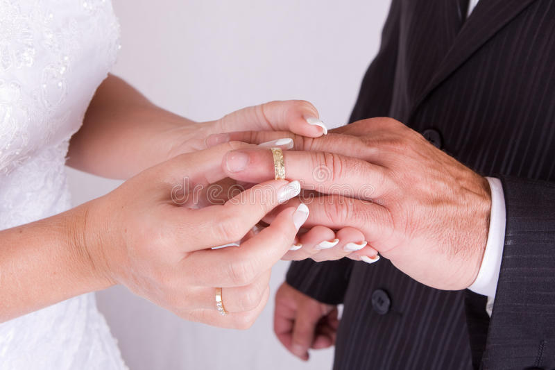 γάμος λεπτομερειών στοκ εικόνες με δικαίωμα ελεύθερης χρήσης