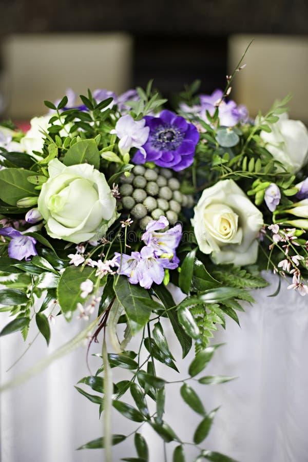 γάμος λουλουδιών στοκ φωτογραφίες