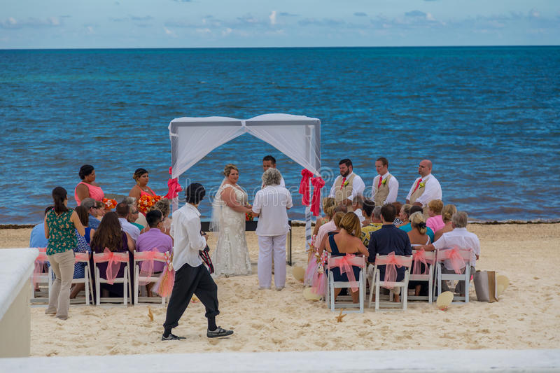 Γάμος προορισμού στοκ εικόνες με δικαίωμα ελεύθερης χρήσης