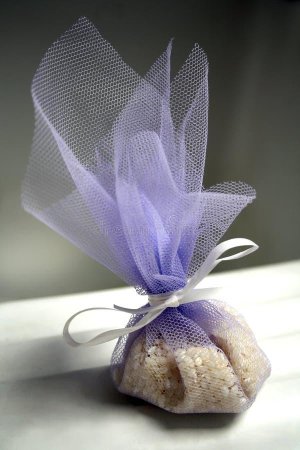 γάμος ρυζιού στοκ εικόνα