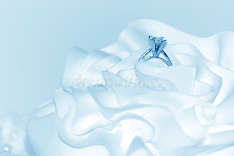 γάμος σειράς δαχτυλιδιών στοκ εικόνα