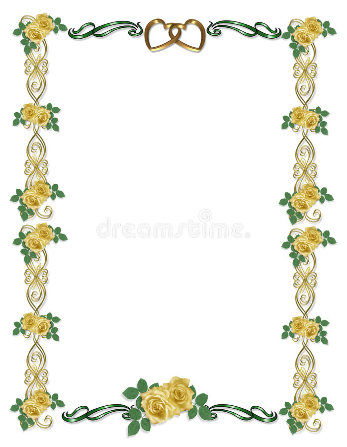 γάμος τριαντάφυλλων συμ&beta απεικόνιση αποθεμάτων