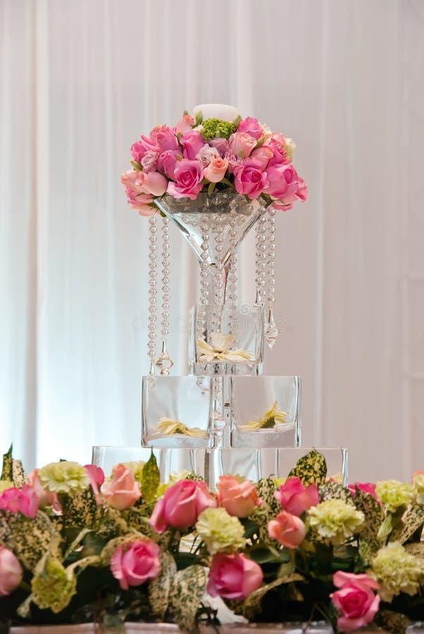 γάμος τριαντάφυλλων στοκ εικόνα