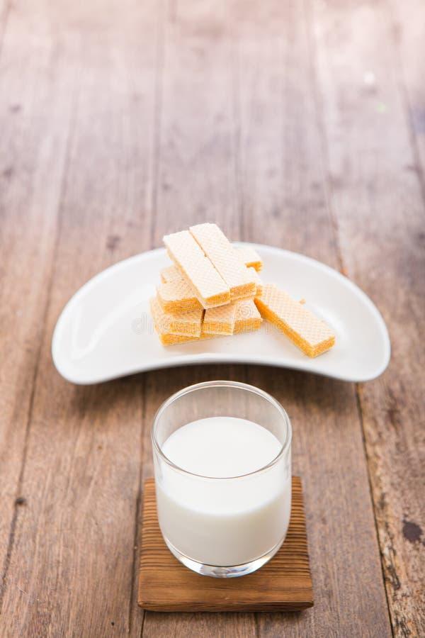 γάλα γυαλιού στοκ εικόνα