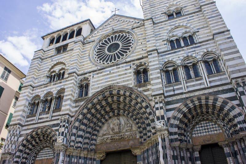 Γένοβα Ιταλία στοκ φωτογραφία