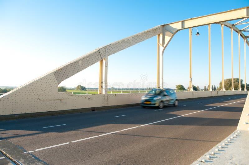 γέφυρα αψίδων στοκ εικόνες