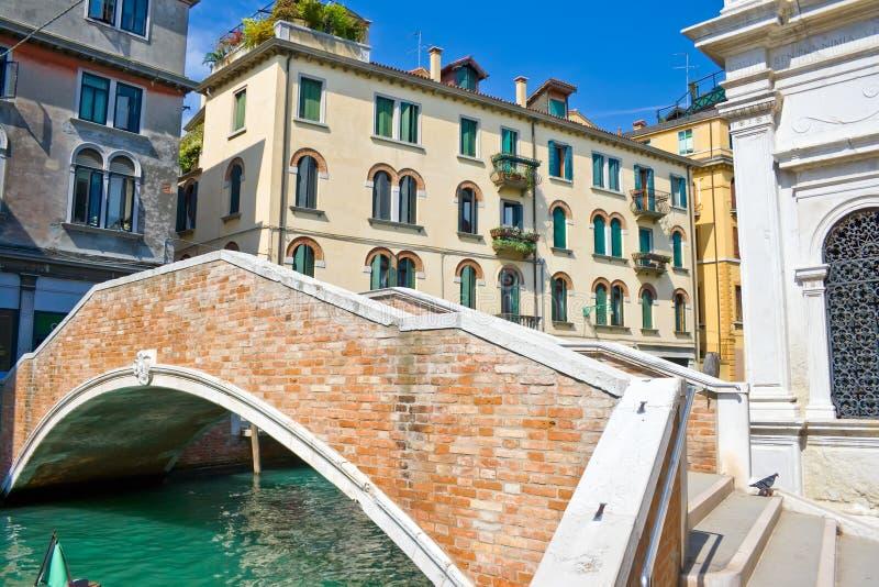 γέφυρα Βενετία στοκ εικόνα