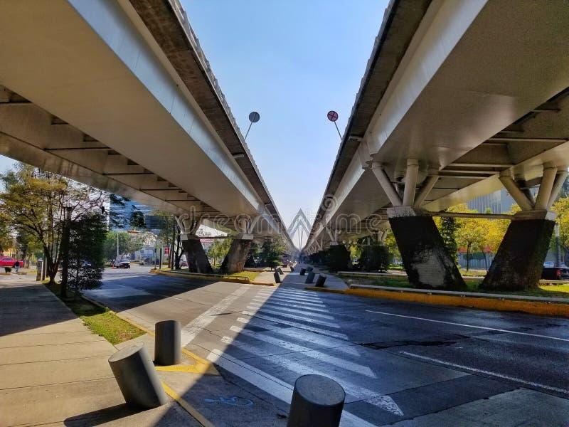 Γέφυρα Γουαδαλαχάρα Μεξικό Remus Matute στοκ εικόνα