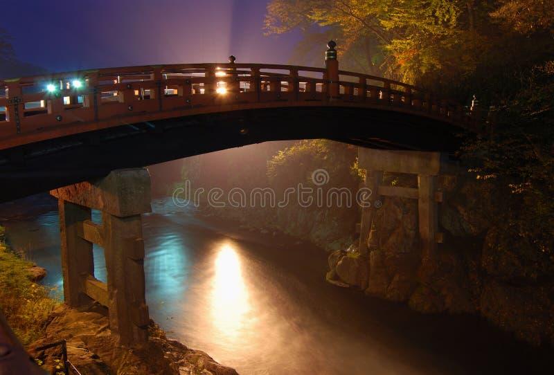 γέφυρα ιαπωνικά στοκ φωτογραφίες με δικαίωμα ελεύθερης χρήσης